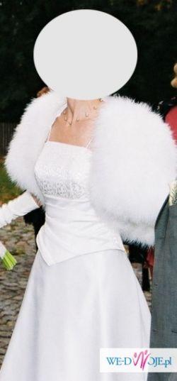 Suknia ślubna ZA DARMO