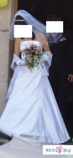 Suknia ślubna za niewielkie pieniądze