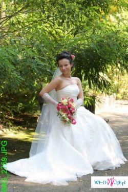 suknia slubna  zsalonu Promesa
