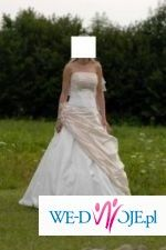 Suknia Slubna zz salonu AGNES