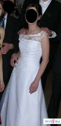 Suknia Sonia z salonu Margarett