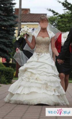 Suknia SPRING projektu Oksany Mukha