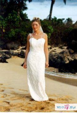 Suknia St.Tropez David's Bridal z USA