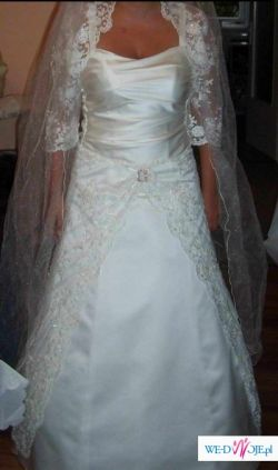 Suknia Urszula Mateja - model 506
