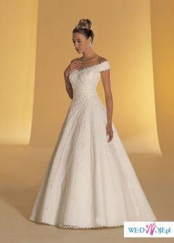 Suknia uszyta na wzór Sincerity model 2956!!!!