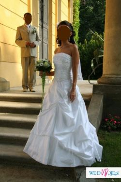 Suknia, w ktorej wyglada sie pieknie