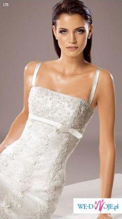 Suknia white one 175