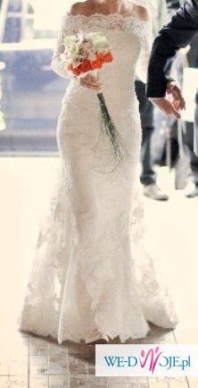 Suknia WHITE ONE 424 / PRONOVIAS INDIA r.36