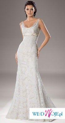 Suknia White One model 160