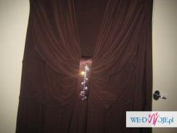 suknia wieczorowa, karnawałowa, wyjściowa