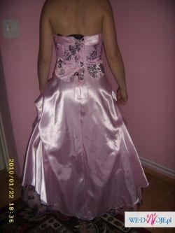 Suknia wieczorowa piękna!!