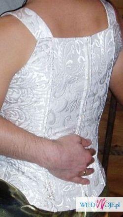 Suknia wieczorowa rozmiar 38