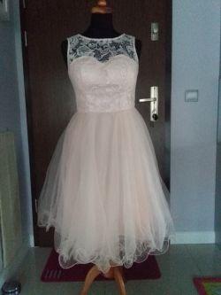 suknia wieczorowa/studniówka/bal/wesele