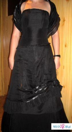 Suknia wieczorowa (studniówkowa)