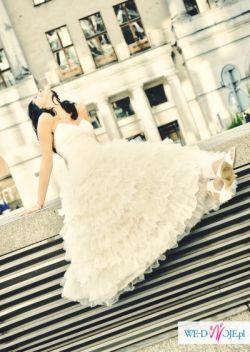Suknia własnego projektu