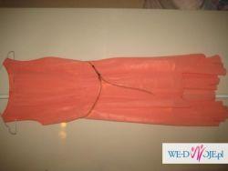 suknia  wyjściowa, wieczorowa, karnawałowa