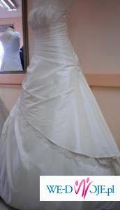 "Suknia ""Yuka""Biała"