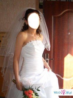 Suknia z kolekcji 2007 CLASSA