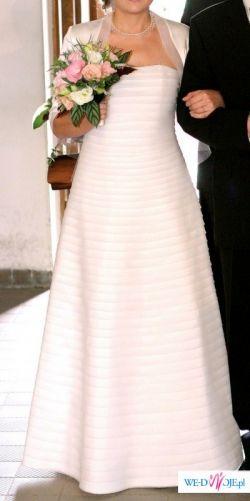Suknia z kolekcji Cemberline
