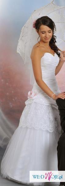 SUKNIA Z KOLEKCJI EMMI MARIAGE - MODEL ASTRID ZE ZMIANAMI