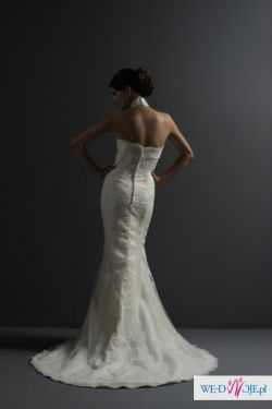 Suknia z kolekcji Justin Alexander
