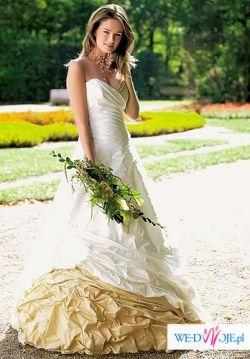 suknia z kolekcji margarett messina