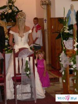Suknia z kolekcji PAPILIO