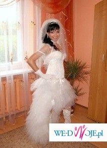 suknia z kozakami