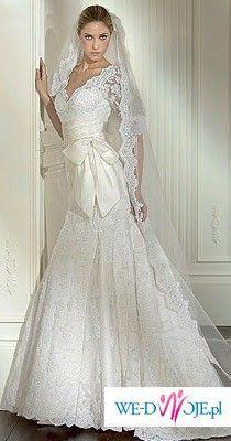 Suknia z najnowszej kolekcji MADONNA Kraków