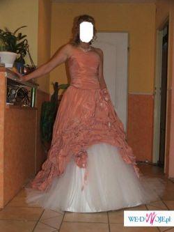 Suknia z pierwszych stron gazet ,,Panna Młoda''