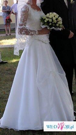 suknia z salonu Carmen
