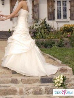 Suknia z salonu Farage w Gdyni model Malibu