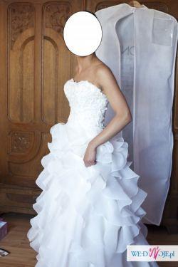 Suknia z salonu Madonna r36
