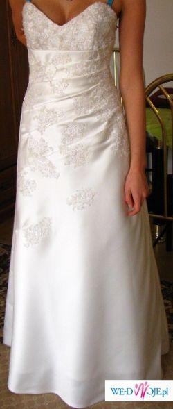 suknia z salonu Marietta 38
