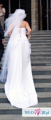 Suknia z salonu mody MONA. + GRATISY !!!