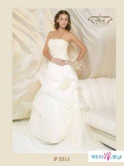 Suknia z włoskiej kolekcji PERLE DI DELSA
