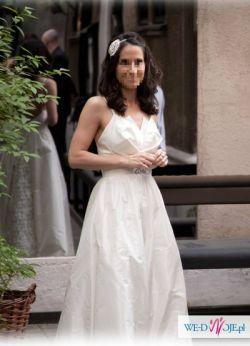 Suknia znanej projektantki Agaty Wojtkiewicz!