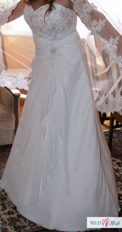 Sukniaślubna rom. 40-42