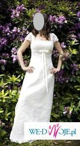 suknie KRISTI firm ANNAIS BRIDAL roz.36 sprzedam