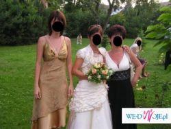 Suknię ślubną-34-36