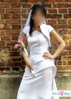 Suknie Ślubna jedyna w swoim rodzaju
