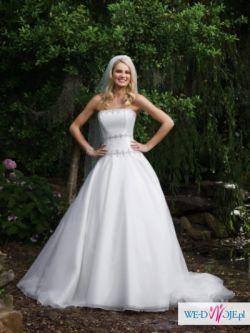 Suknie Ślubna Mon Cheri - bajkowy model