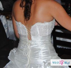 Suknię ślubna z salonu ślubnego Oksana Mukha