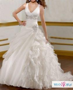 Suknie ślubne ADRIA - typowe rozmiary lub szyte na miarę