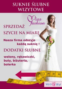 Suknie ślubne  Miss Fashion