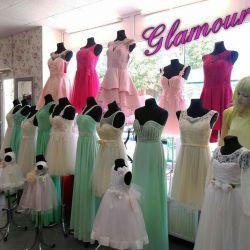 Suknie wieczorowe, sukienki dla dziewczynek