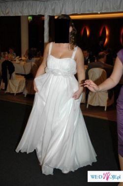 Suknie z kolekcji salonu mody ślubnej Lisy Ferrera Cosmobella 2010 Model: 7411
