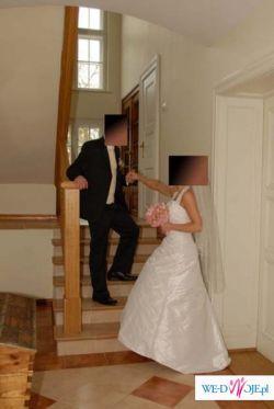 Super okazja ! Przepiękna suknia ślubna