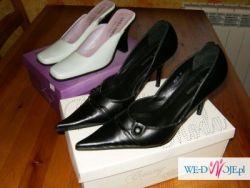 SUPER OKAZJA !!!! Sprzedam buty 2 pary