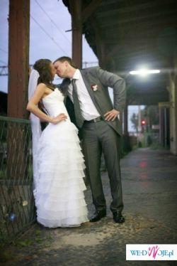 Super okazja!!! Sprzedam oryginalną suknię ślubną !!